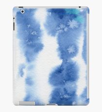 Touch of red || watercolor iPad Case/Skin