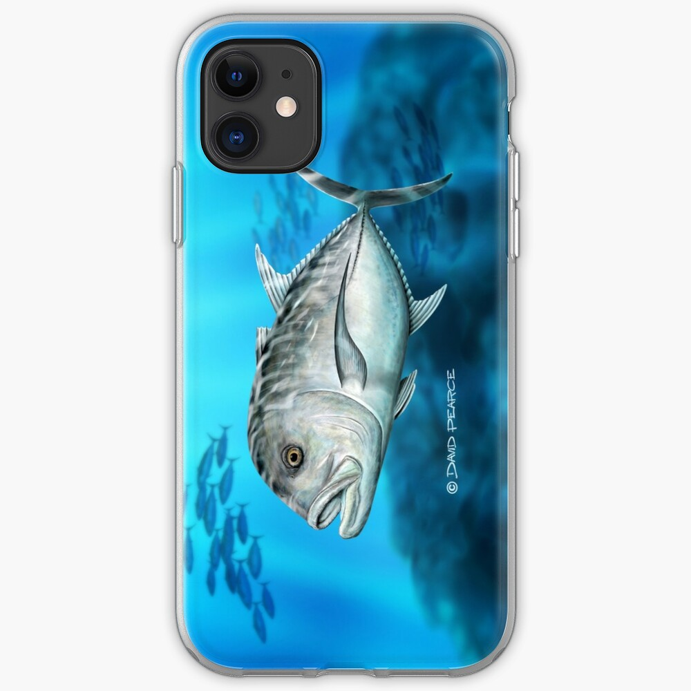 Coral Sea GT iPhone Soft Case