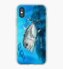 Coral Sea GT iPhone Case