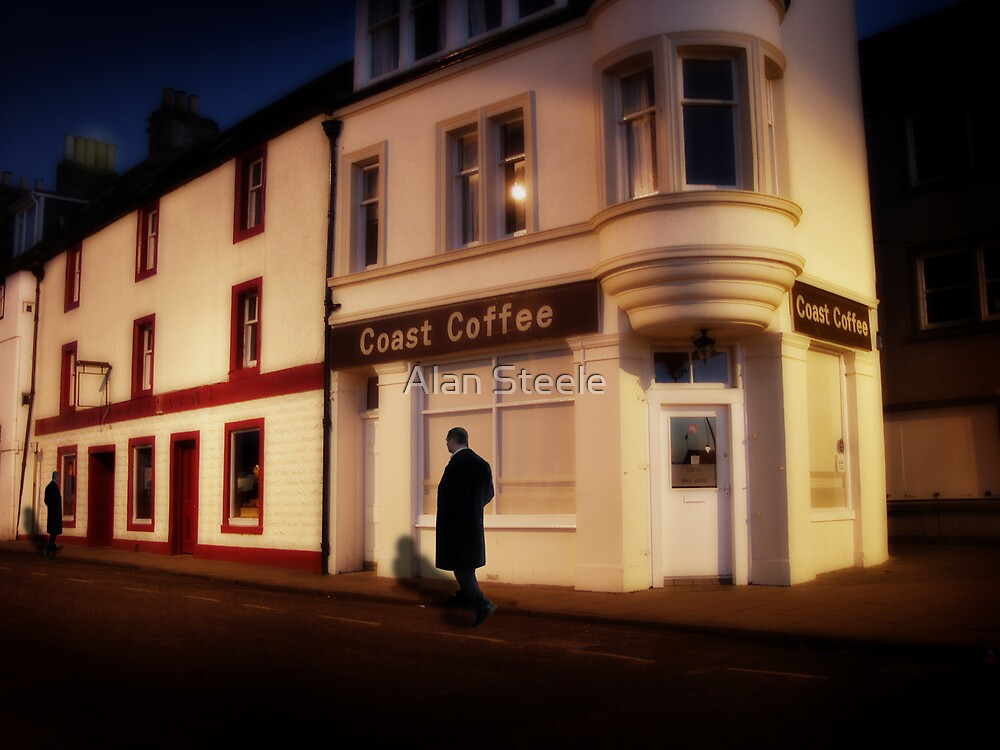 Coast Coffee by Alan Steele