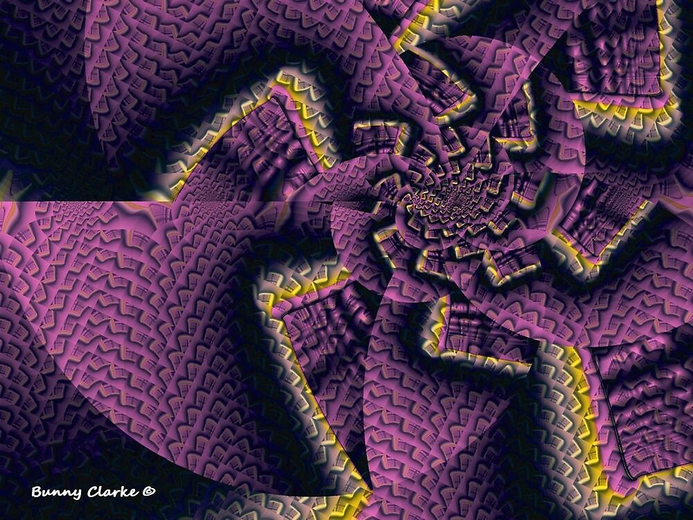 Burlap Bloom (6858 views as of 062617) by Bunny Clarke