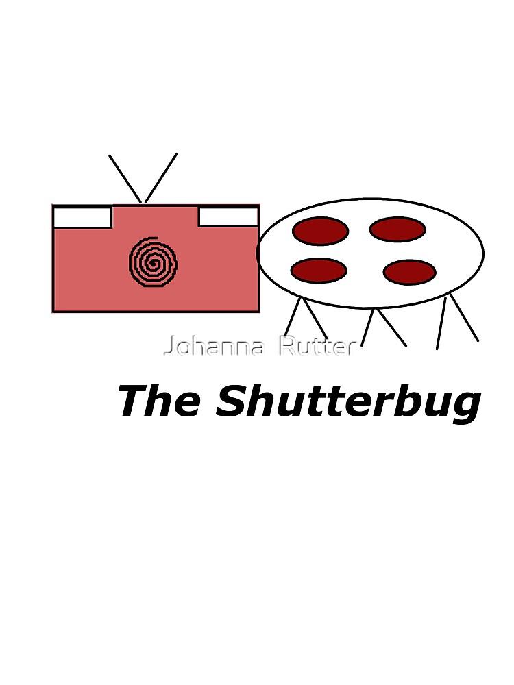 The Shutterbug by Johanna  Rutter