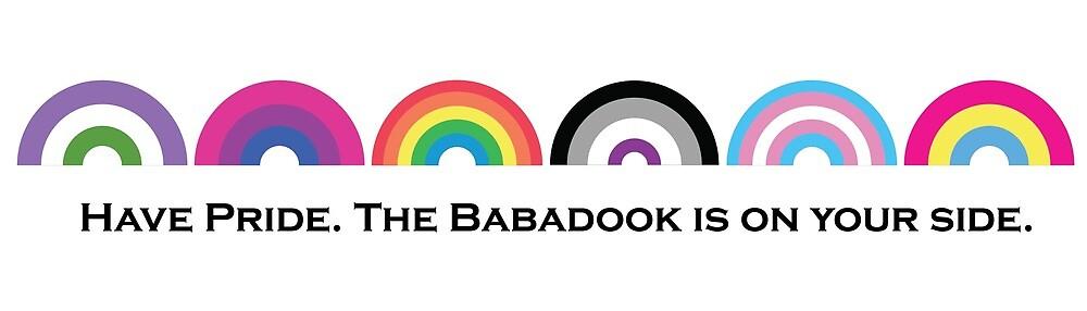 Babadook Pride by Melissa Loots