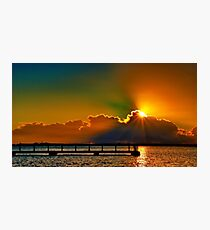 """Daybreak Splendor"" Photographic Print"