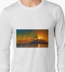 """""""Daybreak Splendor"""" Long Sleeve T-Shirt"""