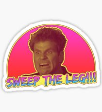 Sweep The Leg Sticker