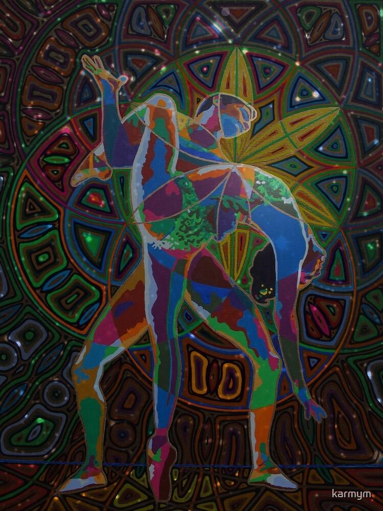 Dancing digital - 2013 by karmym
