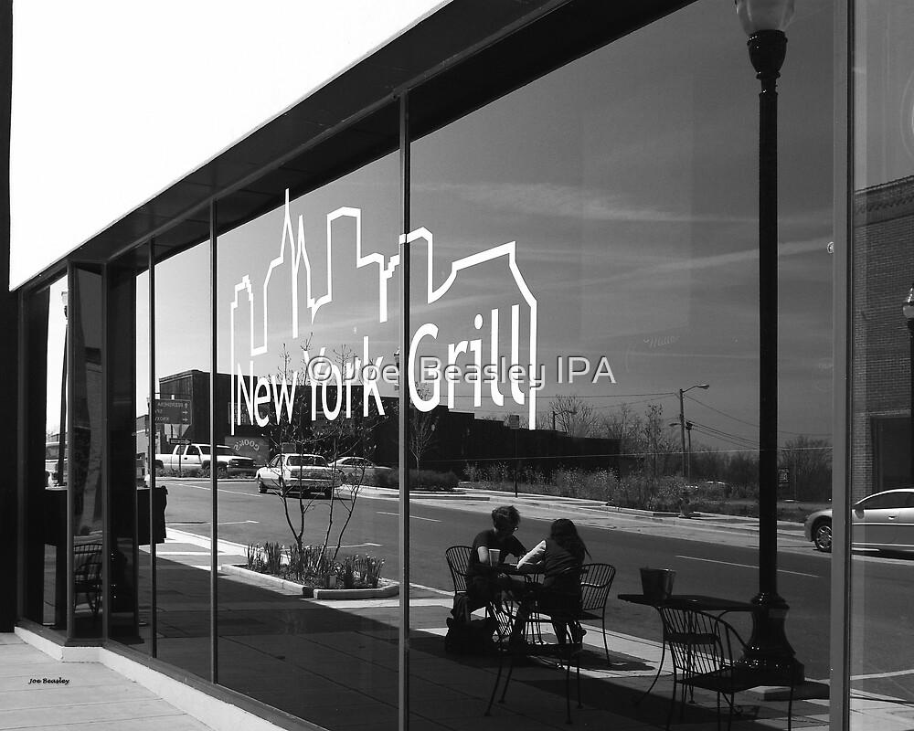 Reflection at the New York Grill by © Joe  Beasley IPA