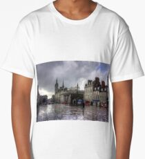 Aberdeen in the rain Long T-Shirt