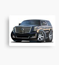 Cartoon luxury SUV Metal Print