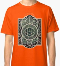 Ultra Sacred Geometry - Dark Classic T-Shirt