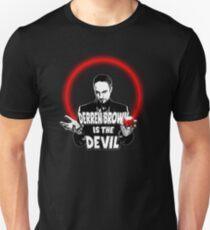 Derren Brown - Devil Unisex T-Shirt