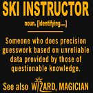 SKI INSTRUCTOR DEFINITION by andersonfry