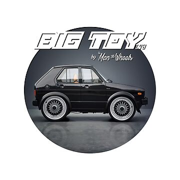 Big Toy N ° 1 by themanonwheels