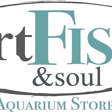 Art Fish and Soul Trendy by artfishandsoul