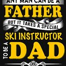 SKI INSTRUCTOR FATHER by andersonfry