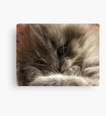 Thinking About You! Canvas Print