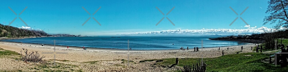 Siversands Beach by Tom Gomez