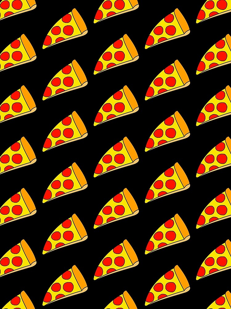 Pizza Slice - Fast Food by maniacfitness