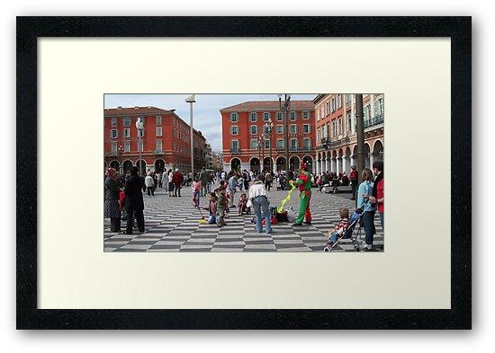 Place Masséna  by daffodil