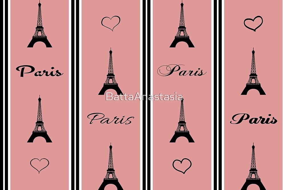 Paris by BattaAnastasia