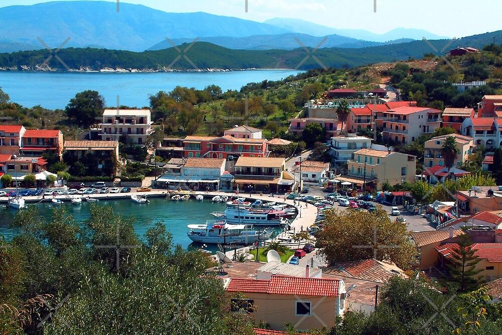 Kassiopi, Corfu by Tom Gomez