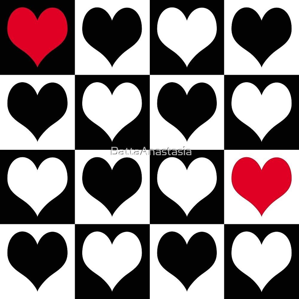 Hearts for you by BattaAnastasia