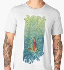 Book of Secrets Men's Premium T-Shirt