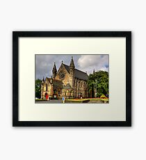 Mansfield Traquair Centre Framed Print