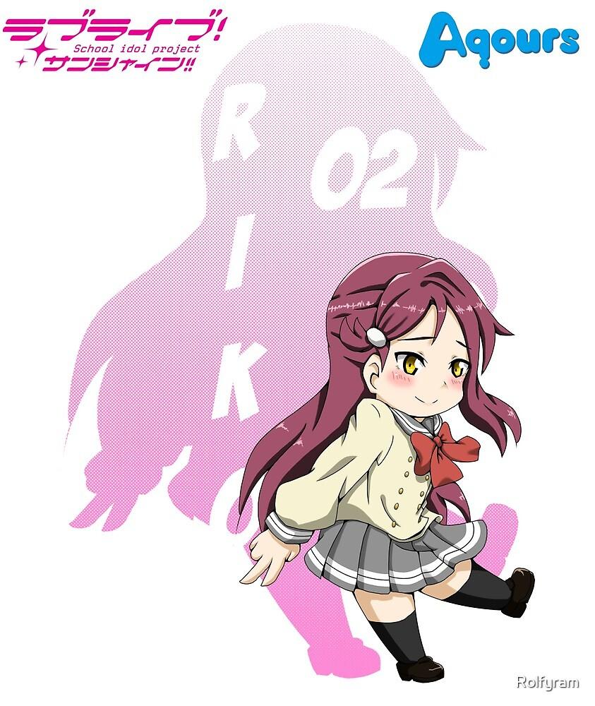 02 Riko Sakurauchi by Rolfyram