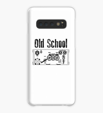 Old School PRC 77 Case/Skin for Samsung Galaxy