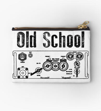 Old School PRC 77 Zipper Pouch