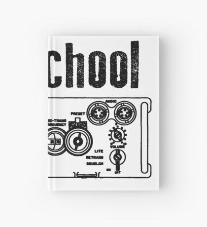 Old School PRC 77 Hardcover Journal