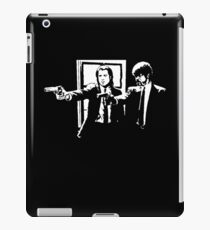 Pulp Fiction Vincent and Jules iPad Case/Skin