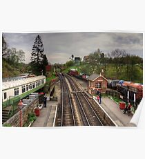 Goathland Railway Station Poster