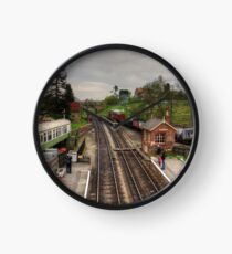 Goathland Railway Station Clock
