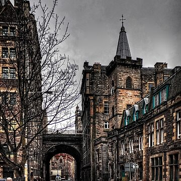 The Cowgate by tomg