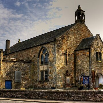 Torryburn Church by tomg