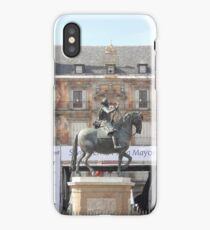 Plaza Major iPhone Case