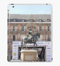 Plaza Major iPad Case/Skin