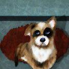 Peeka Puppy by Alma Lee