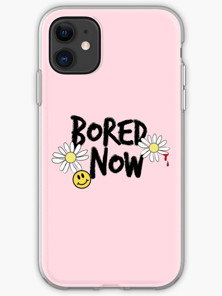 BORED iphone case
