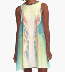 Time in a Sensate Way A-Line Dress