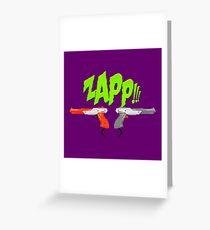 ZAPP!!! [Pixel Art] Greeting Card