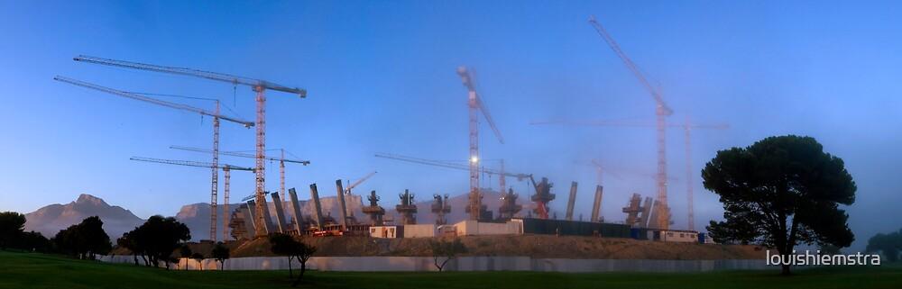 Green Point Stadium  by louishiemstra