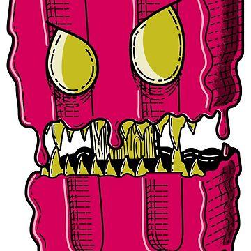 Paleta Monster by StreetMark