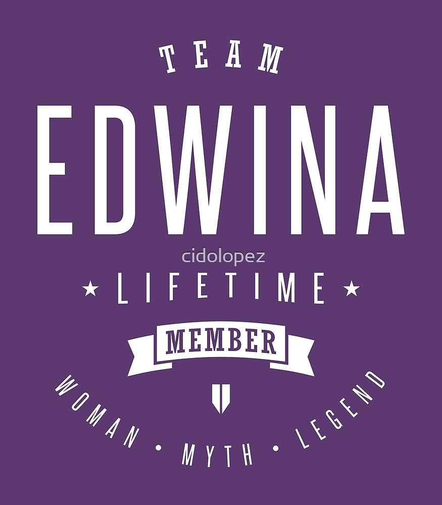Edwina by cidolopez