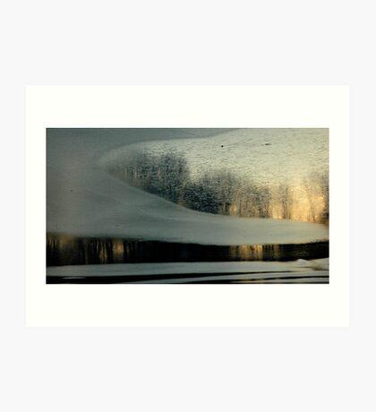 Twightlight Chill lll Art Print