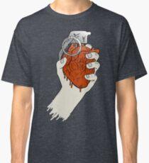 My Heart like a Handgrenade Classic T-Shirt