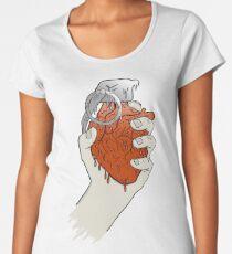 My Heart like a Handgrenade Women's Premium T-Shirt